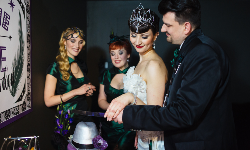 Burlesque Wedding Berlin-31