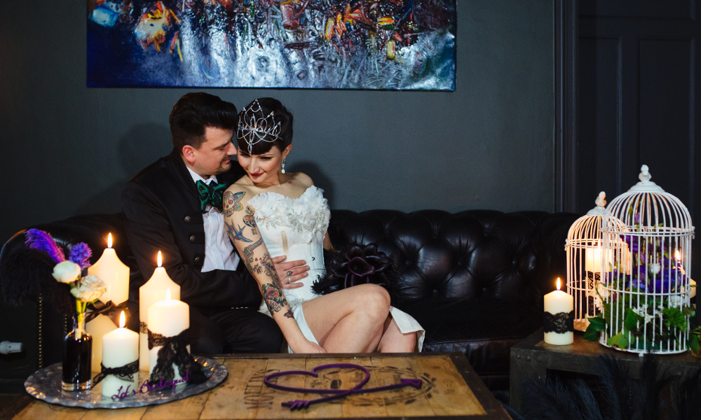 Burlesque Wedding Berlin-6