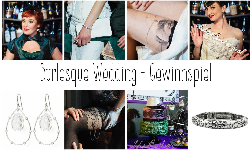 Freakin' Fine Weddings Burlesque Wedding Gewinnspiel